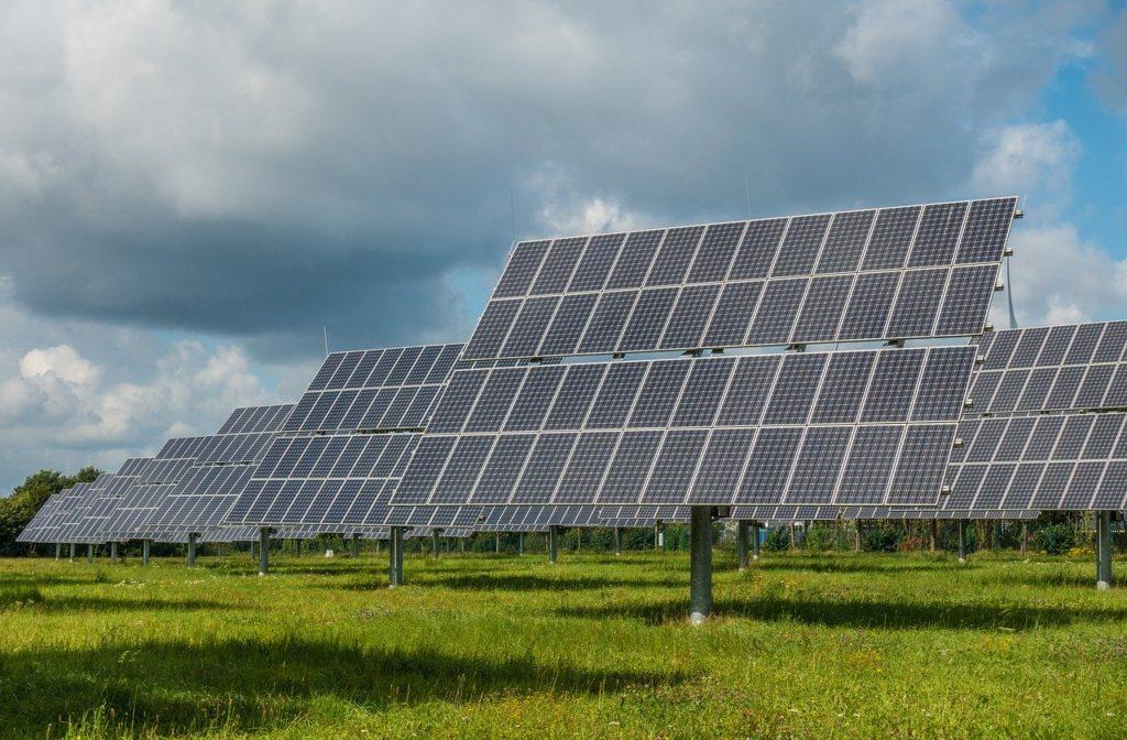 napelemfarm telepítésére támogatás